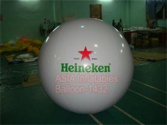 Heineken Branded Balloon and Balloons Show