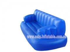 Bule Color Inflatable Sofa