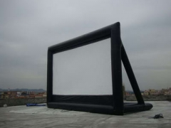 Airtight Inflatable Movie Screen
