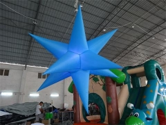 16 Colors Decoration Inflatable Star