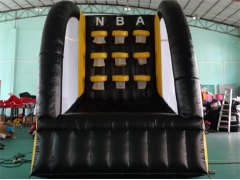 Basketball Toss Game