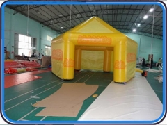 Family Use Inflatable Shelter