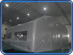 Mobile Inflatable Car Shelter UK