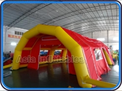 Inflatable Paintball Bunkers Tent