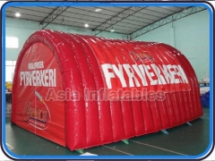 Mobile Inflatable Promotional Tunnel Tent