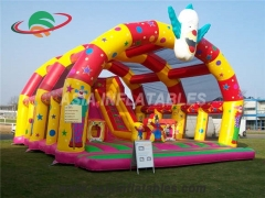 Inflatable Clown Fun City