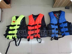 Inflatable Water Park Life Vest Wearable