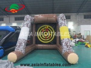 Throwing Game Axe Thowing Challenge Inflatable